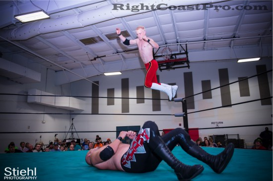 Tim Taylor 1 Delaware ProWrestling RightCoastPro RCP24