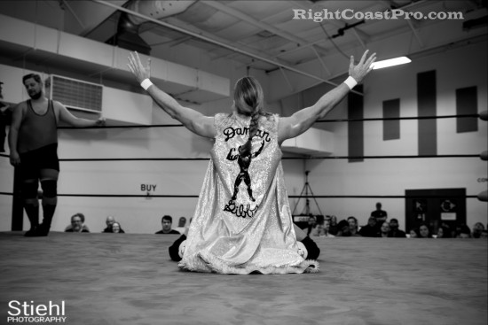 Submission Match 2 Delaware ProWrestling RightCoastPro RCP24