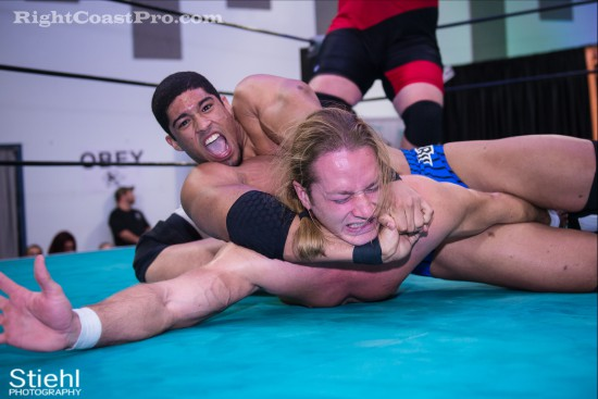 Submission Match 8 Delaware ProWrestling RightCoastPro RCP24