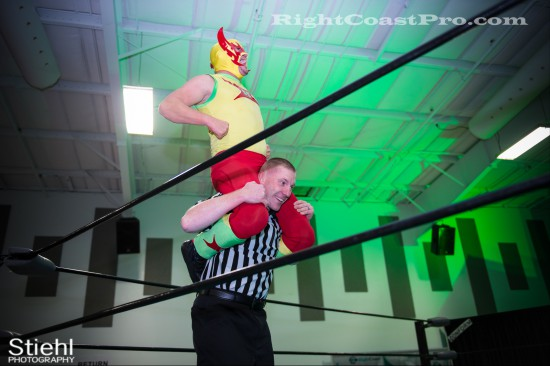 Courageous Cruz 14 Delaware ProWrestling RightCoastPro RCP24