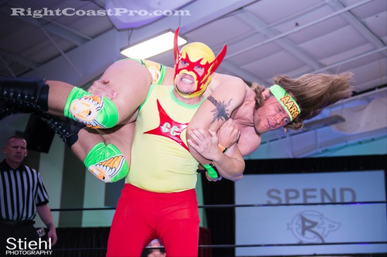 Courageous Cruz 5 Delaware ProWrestling RightCoastPro RCP24