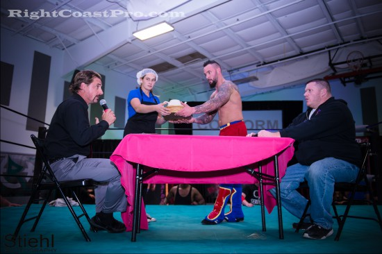 Tea Party 1 Delaware ProWrestling RightCoastPro RCP24