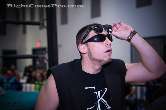 Tea Party 6 Delaware ProWrestling RightCoastPro RCP24