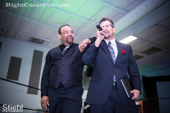 Announcer 1 JasonWilson Delaware ProWrestling RightCoastPro RCP24