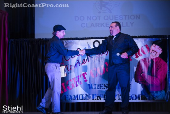 Announcer 3 JasonWilson Delaware ProWrestling RightCoastPro RCP24