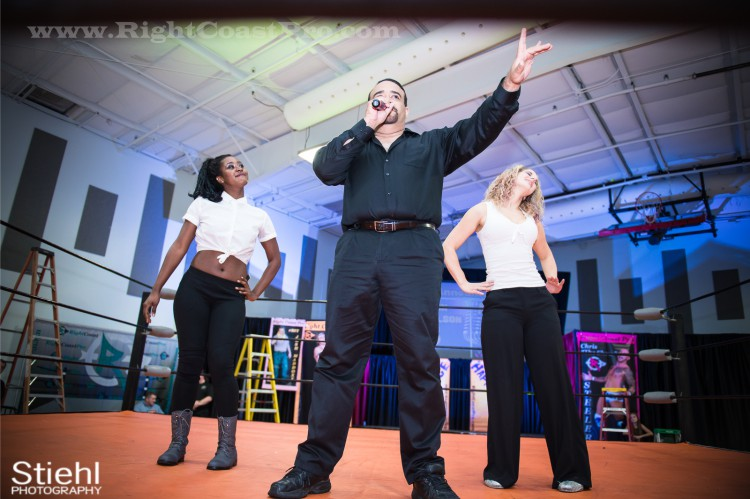 7 1 Live Singing StrangeHappenings Delaware Event RightCoastPro Wrestling