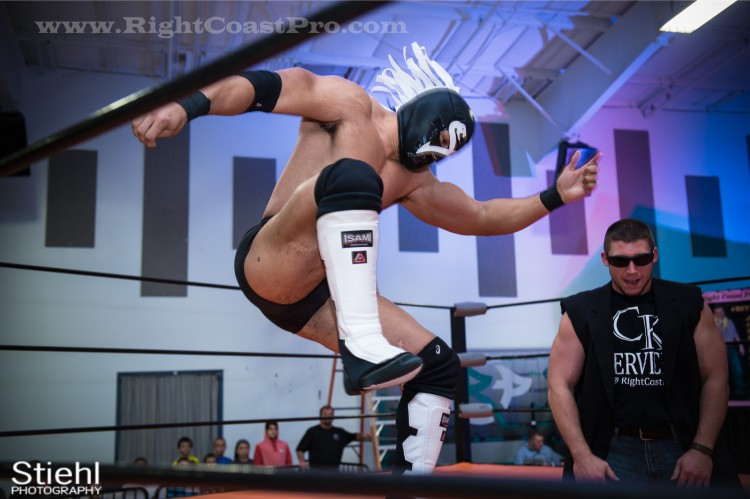 Announcers Singing 2 StrangeHappenings Delaware Event RightCoastPro Wrestling
