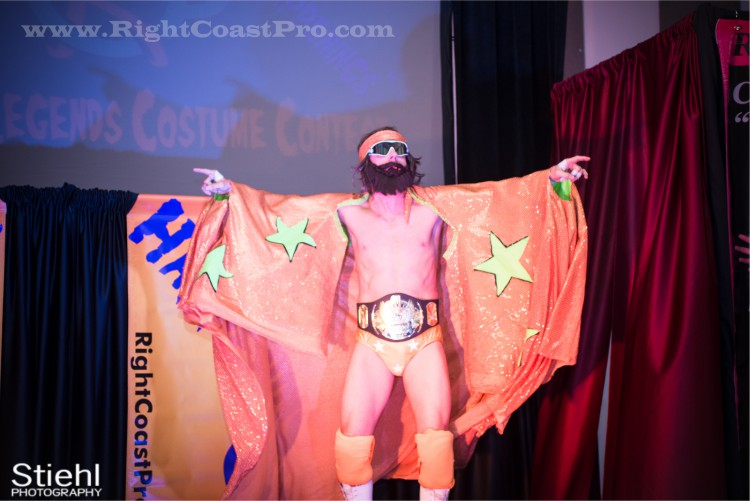 Costume contest 1 StrangeHappenings Delaware Event RightCoastPro Wrestling