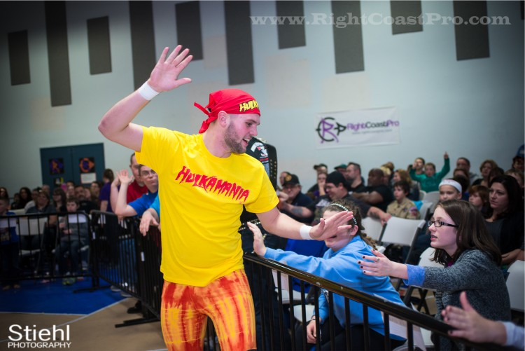 Costume contest 13 StrangeHappenings Delaware Event RightCoastPro Wrestling