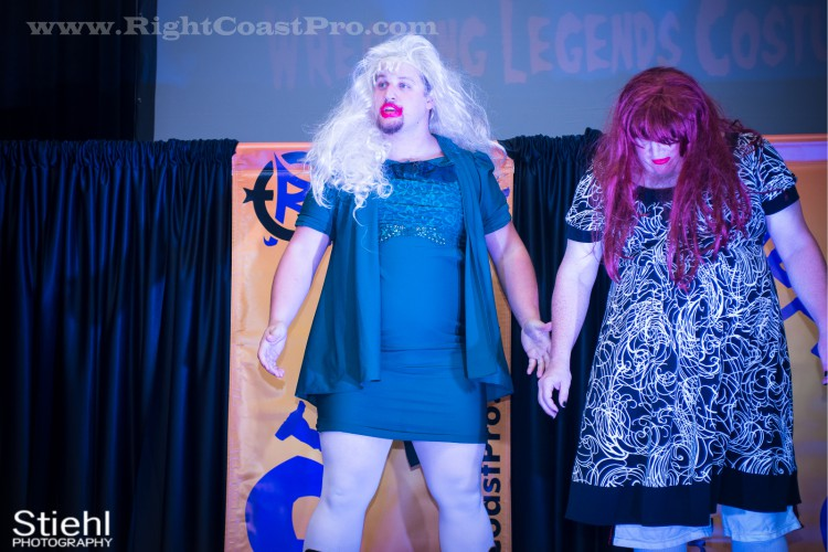 Costume contest 15 StrangeHappenings Delaware Event RightCoastPro Wrestling