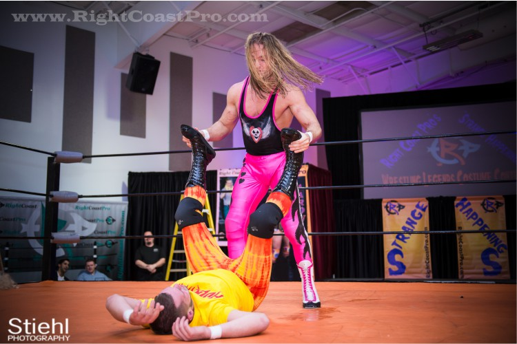 Costume contest 19 StrangeHappenings Delaware Event RightCoastPro Wrestling