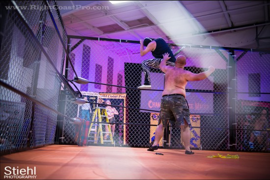 Wildlife 11 StrangeHappenings Delaware Event RightCoastPro Wrestling