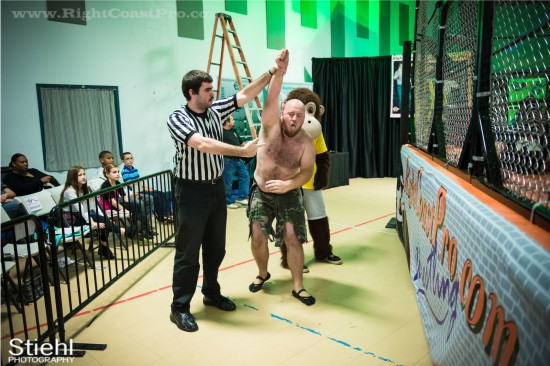 Wildlife 17 StrangeHappenings Delaware Event RightCoastPro Wrestling
