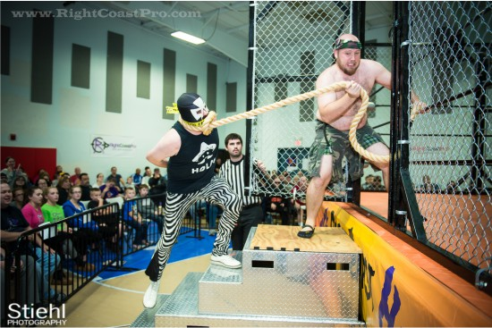 Wildlife 3 StrangeHappenings Delaware Event RightCoastPro Wrestling