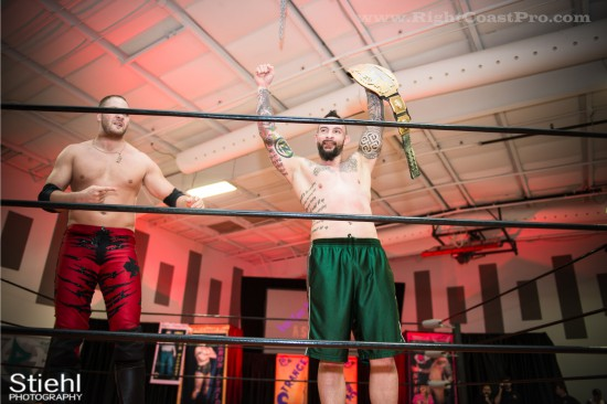 x 7 StrangeHappenings Delaware Event RightCoastPro Wrestling