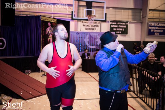 Chachi Ruby 3 RCP27 RightCoastPro Wrestling Delaware entertainment