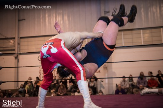 Heavyweights BTY 7 RCP27 RightCoastPro Wrestling Delaware entertainment