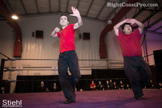 Newark KenpoKarate 11 RCP27 RightCoastPro Wrestling Delaware