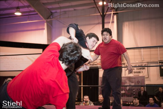 Newark KenpoKarate 9 RCP27 RightCoastPro Wrestling Delaware