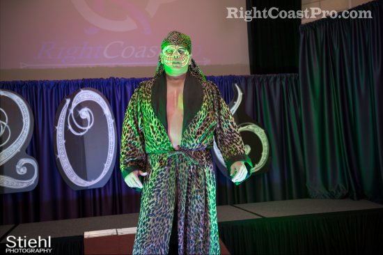 KingKaluha 1 RCP27 RightCoastPro Wrestling Delaware entertainment