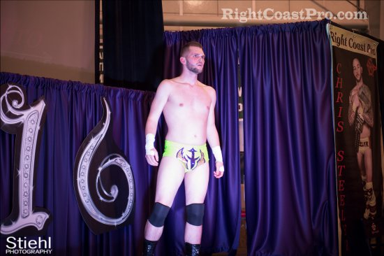 KingKaluha 2 RCP27 RightCoastPro Wrestling Delaware entertainment