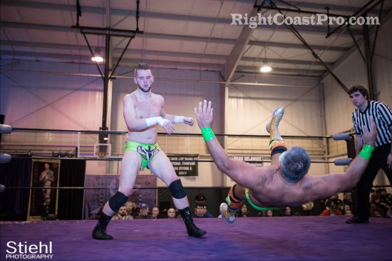 KingKaluha 6 RCP27 RightCoastPro Wrestling Delaware entertainment