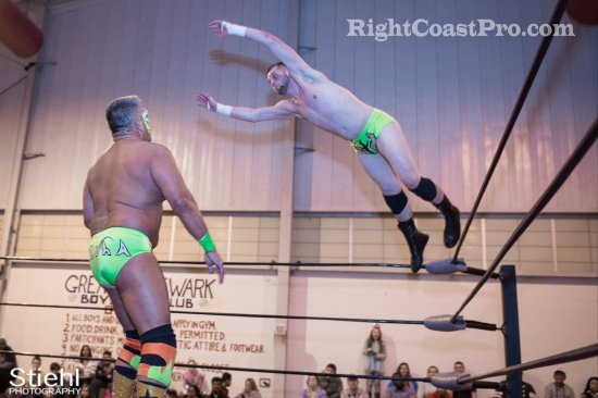 KingKaluha 8 RCP27 RightCoastPro Wrestling Delaware entertainment