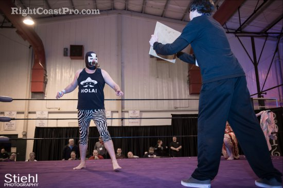 Pedro Duro 2 RCP27 RightCoastPro Wrestling Delaware entertainment