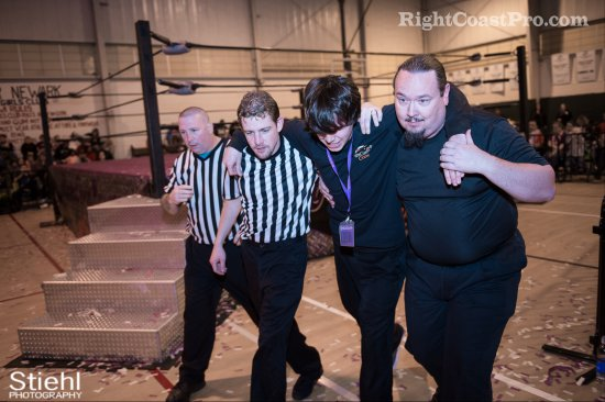 Pedro Duro 7 RCP27 RightCoastPro Wrestling Delaware entertainment