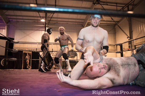 Wildlife William Fitz 7 RCP27 RightCoastPro Wrestling Delaware entertainment