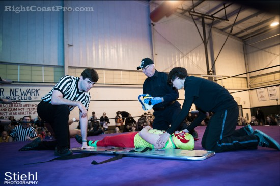InjuryPrevention 1 RightCoastPro Wrestling Delaware Event