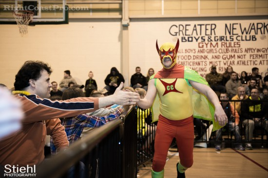 Upgrade Superhero 2 Cadence RCP28 RightCoastPro Wrestling Delaware Event