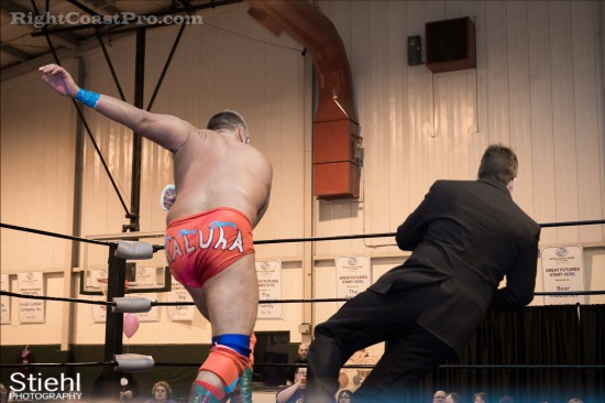ColtonQuest 11 KingKaluha Cadence RCP28 RightCoastPro Wrestling Delaware Event
