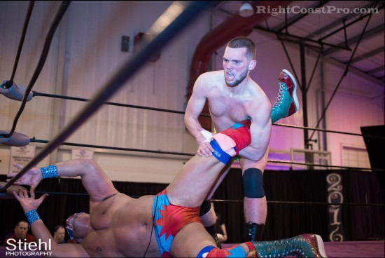 ColtonQuest 7 KingKaluha Cadence RCP28 RightCoastPro Wrestling Delaware Event