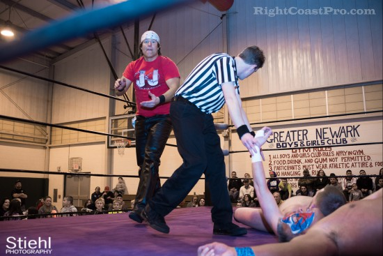 ColtonQuest 9 KingKaluha Cadence RCP28 RightCoastPro Wrestling Delaware Event