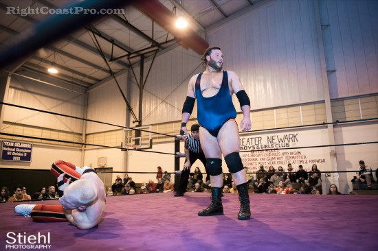 Heavyweights 10 Cadence RCP28 RightCoastPro Wrestling Delaware Event