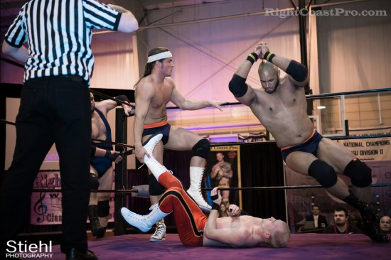 Heavyweights 11 Cadence RCP28 RightCoastPro Wrestling Delaware Event