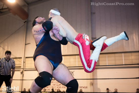 Heavyweights 12 Cadence RCP28 RightCoastPro Wrestling Delaware Event
