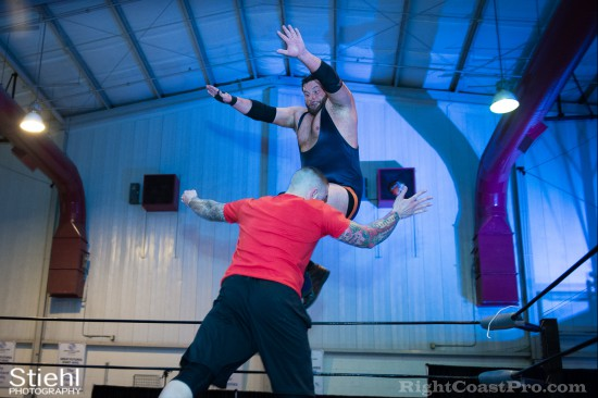 Heavyweights 15 Cadence RCP28 RightCoastPro Wrestling Delaware Event