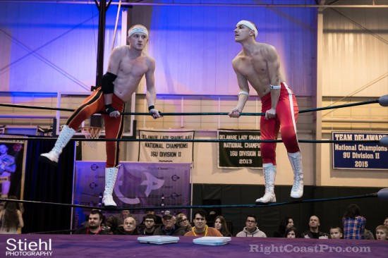 Heavyweights 2 Cadence RCP28 RightCoastPro Wrestling Delaware Event