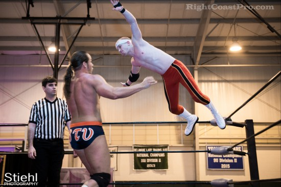 Heavyweights 5 Cadence RCP28 RightCoastPro Wrestling Delaware Event