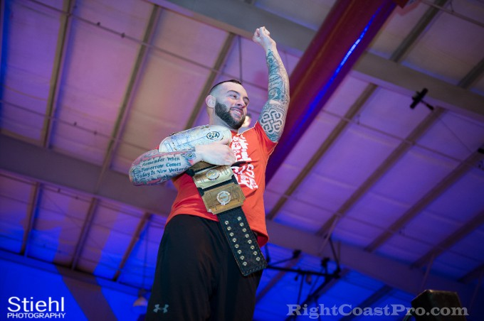 Steeler champs Cadence RCP28 RightCoastPro Wrestling Delaware Event