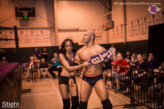SlimJim 10 RightCoastPro Wrestling Delaware hungry games Event