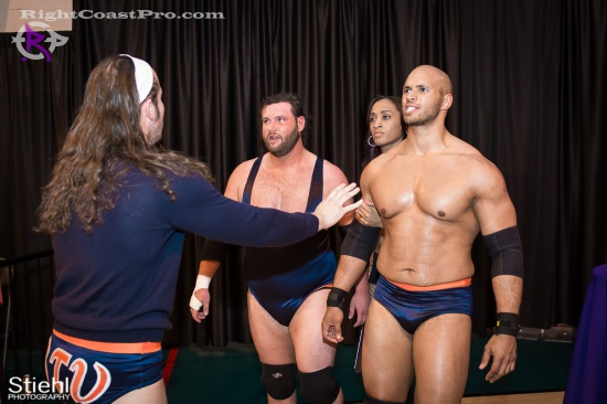 SlimJim 11 RightCoastPro Wrestling Delaware hungry games Event