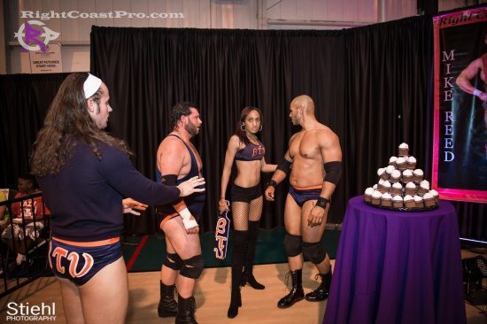SlimJim 12 RightCoastPro Wrestling Delaware hungry games Event