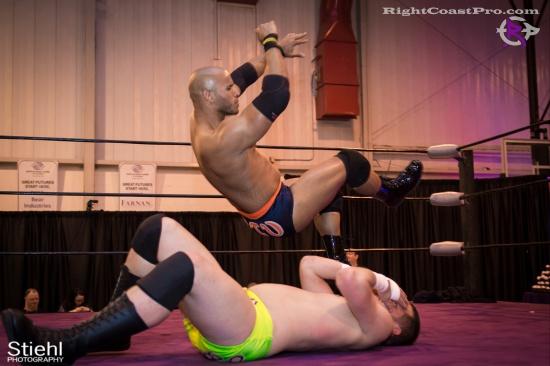 BTY 11RightCoastPro Wrestling Delaware hungry games Event