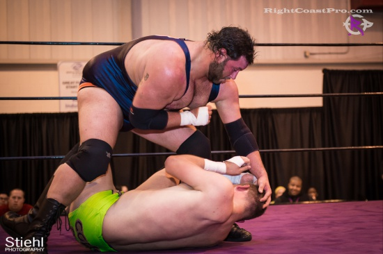 BTY 18 RightCoastPro Wrestling Delaware hungry games Event