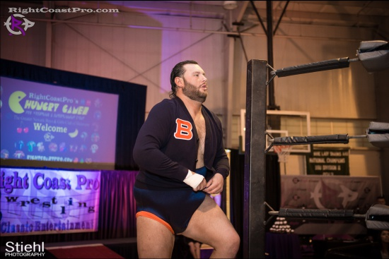 BTY 3 RightCoastPro Wrestling Delaware hungry games Event