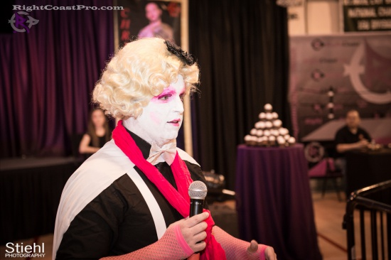 EffieTrinket 3 RightCoastPro Wrestling Delaware hungry games Event