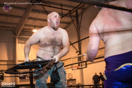 WWF 3 RightCoastPro Wrestling Delaware hungry games Event